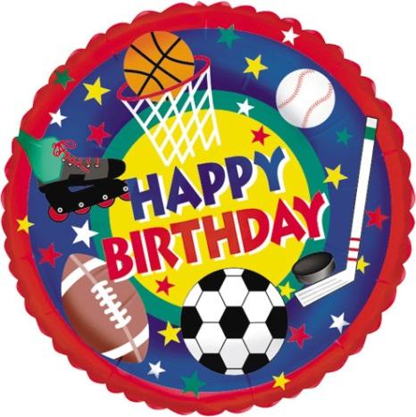 Поздравление спортивному мальчику с днем рождения