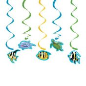 035325 Ocean Party Dizzy Danglers Multi-Pack