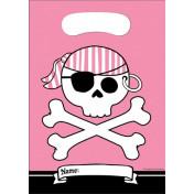 081018 Pirate Parrty! Girl Loot Bag