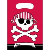 085018 Pirate Parrty! Boy Loot Bag