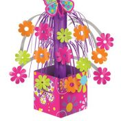 265691-Butterfly Sparkle Mini Cascade Centerpiece with printed base