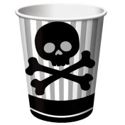 375018 Pirate Parrty! 9 Oz Cup