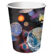 375533-Space Blast 9 oz. Cups