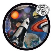 415533-Space Blast 7in Luncheon Plates
