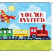 895413 On the Go Invitations