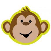 895692 Monkeyin' Around Invitations