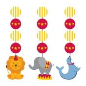 995684-Circus Time! Hanging Cutouts
