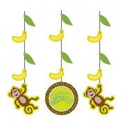 995692 Monkeyin' Around Hanging Cutout