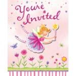 Garden Fairy Invitations