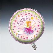 Garden Fairy Metallic Balloon