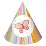 Mod Butterfly Child Size Hat