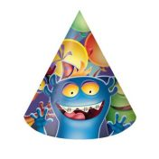 Monster Mania Child Size Child Party Hats