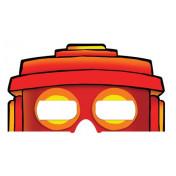 Party 'Bots 3-D Masks