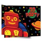 Party 'Bots Invitations