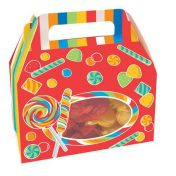 080424 Sugar Buzz Cookie or Candy Boxes with Window