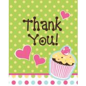 891011 Sweet Treats! Thank You's