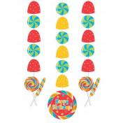 995424 Sugar Buzz Hanging Cutouts