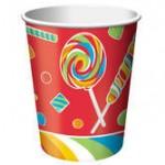 Sugar Buzz 9 oz. Cups
