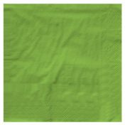 573123B Fresh Lime 3-Ply Napkins