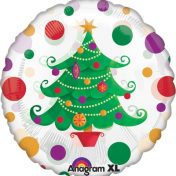 AN20273 18 Inch Holiday Tree MagiColor$40