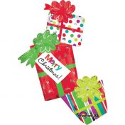 AN25142 39 Inch Colorful Christmas Presents$120