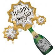 AN25162 32 Inch New Year Champgane Burst$120