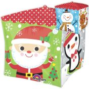 AN29400 15 Inch Cubez Holiday Characters$100