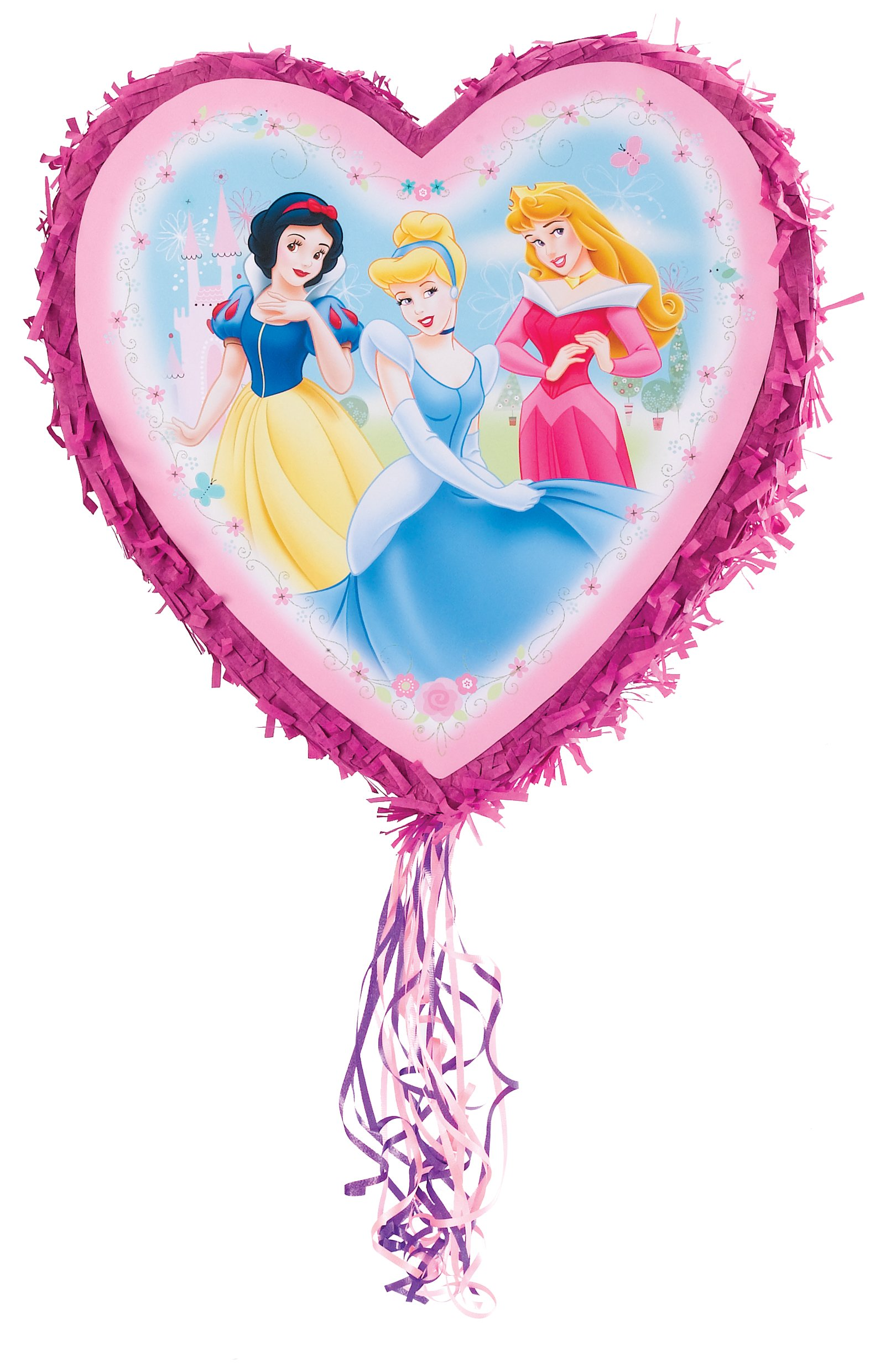 how to make a heart pinata with balloons
