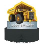 265590 - Construction Birthday Zone Centerpiece