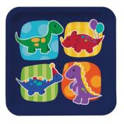 425546 - Dinner Plate Little Dino Plate