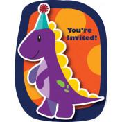 895546 - Invitation Card Little Dino Party