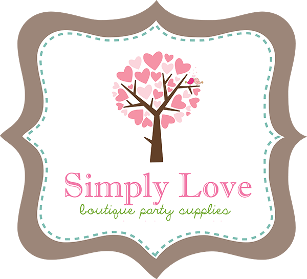 Simply Love Boutique Party Supplies